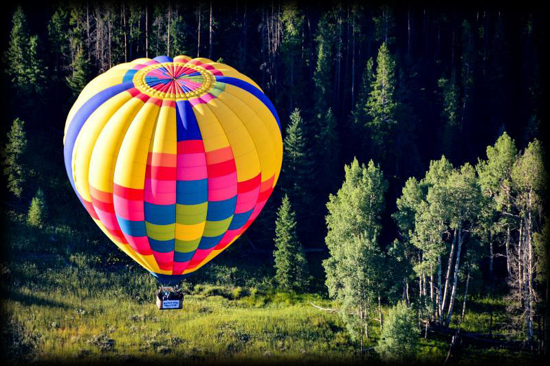 Bozeman MT Hot Air Balloon Rides