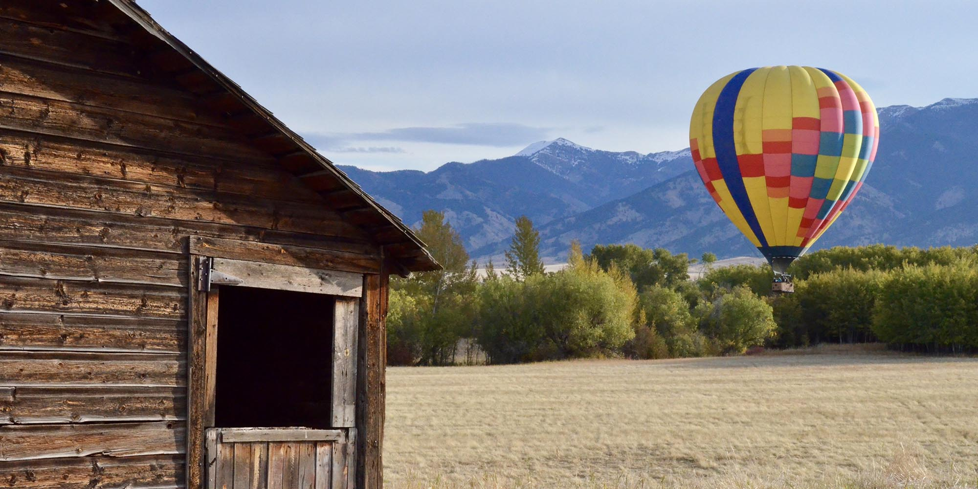Montana Ballooning Questions